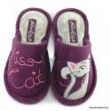 Pantofle miśki kapcie zakryte palce Miss Cat