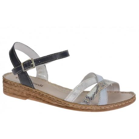 nie skórzane sandały
