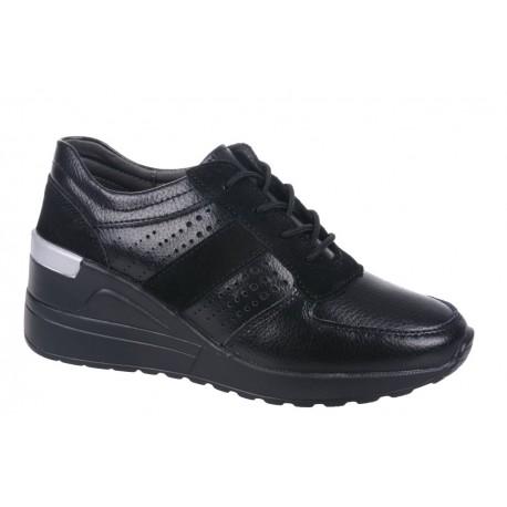 skórzane sportowe buty damskie