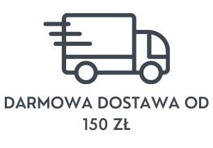 darmowa dostawa od 150 zł